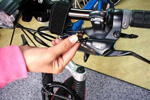 ワイヤー式ブレーキの簡単な調整法02